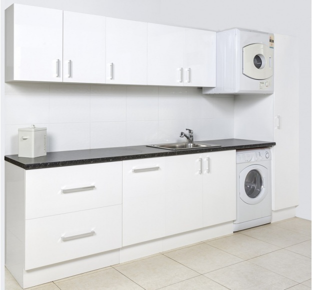 Discount laundry room cabinets cabinets for laundry room for Cheap laundry room cabinets