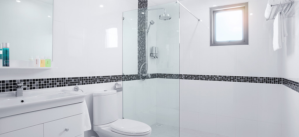 Gloss White Wall Tile Rectified 30x60cm Wall Tile In