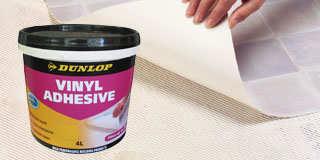 Dunlop PVC Tile Adhesive