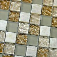 Glass Mosaica Blend Dusk