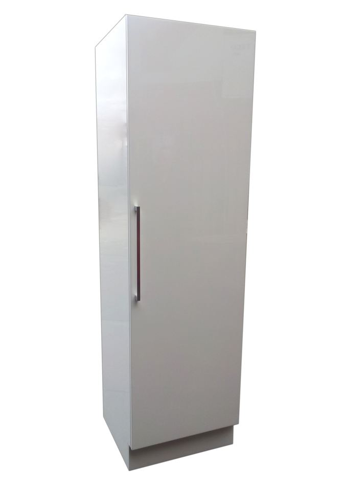 Pantry Linen Cupboard Single Door Pull Out 45cm With Extra