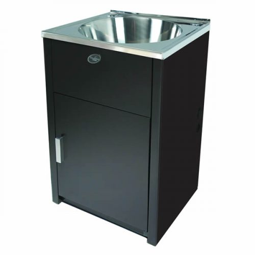 Storm Round Bowl 30L Laundry Cabinet & Sink