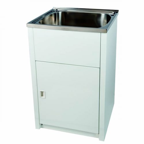 Project 45SS Laundry Cabinet & Sink