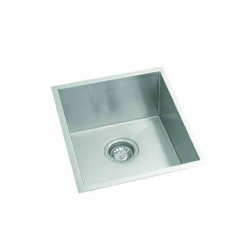 Squareline Single Undermount Sink
