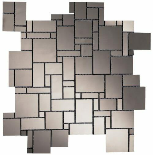 Enigma mosaic tile