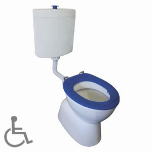 Select Assist Special Needs Toilet Suite