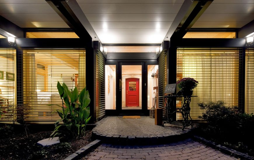 Why your home needs a grand entrance (door)