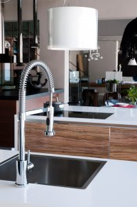 How to choose tapware to complement your kitchen design