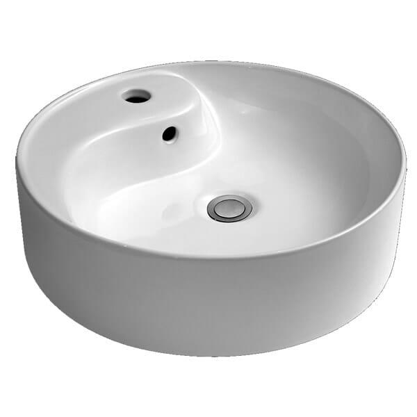 Ceramic Vessel Basin
