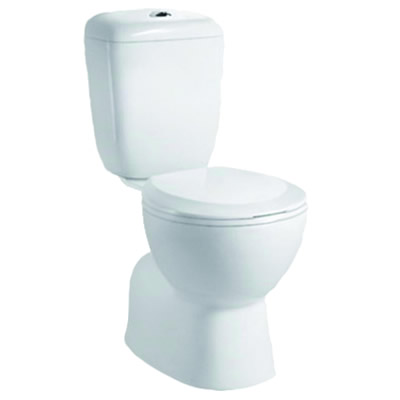 Virtue Connector Toilet Suite