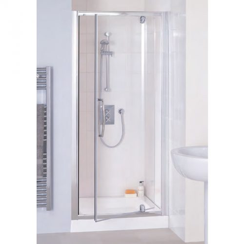 Pivot Door shower