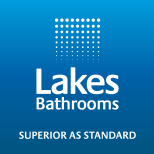 Lakes Bathroom Logo