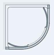 quadrant shower screen specs