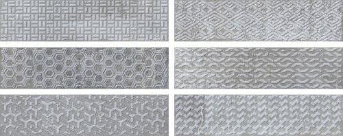 Brickbold Gris feature tile