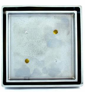 100mm Reflux Tile Floor Grate