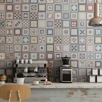 Gernier Mix Tile Mosaic Feature wall tile discount perth tiles