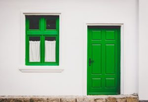 Make your front door look as good as new in 4 easy steps