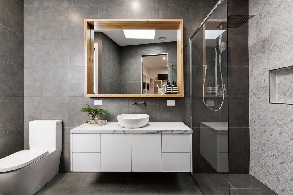 4 popular bathroom styles to consider for your renovation for Bathroom decor ross