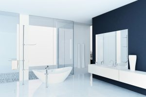 5 tiles perfect for a minimalistic bathroom