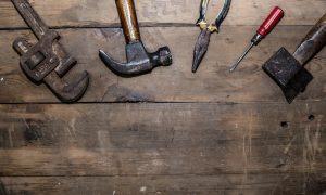 How to demolish a bathroom, the DIY way