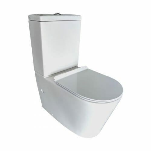 Thin Seat Toilet Suite