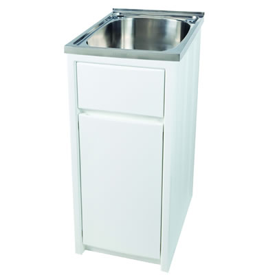 Project 30SP Laundry Cabinet & Sink