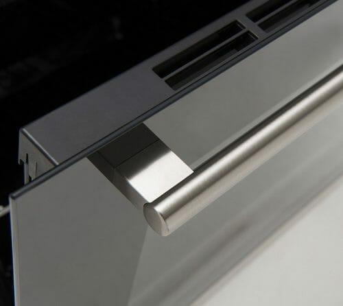 EV600BSS2 - Stainless Steel Handel