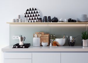 Looking to cut kitchen clutter? Opt for new kitchen cabinets!