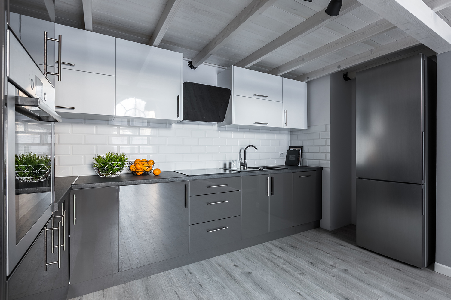 Is Grey The New Colour Of Choice For Kitchens Ross S