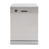 60cm Freestanding Dishwasher (Stainless)