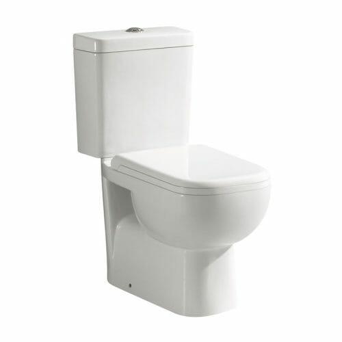 Nero Toilet Suite
