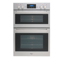 60cm Double Oven (Stainless)