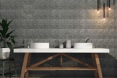 Mirror (Graphite) - Bathroom