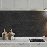 Moon (Black) - Kitchen