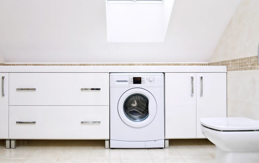 Laundry Renovation Made Easy with Ross's Laundry Cupboards