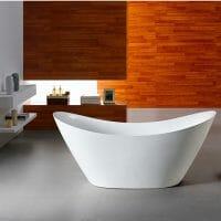 Bermuda Freestanding Bath in Bathroom
