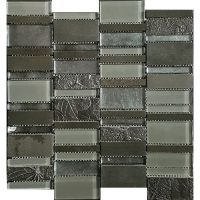 art deco grey stack perth discount tiles mosaic feature