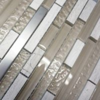 Cafe Latte Interlocking mosaic tile discount perth feature wall