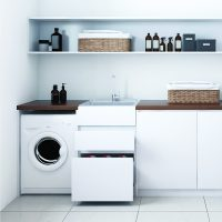 Laundry Cabinets & Sinks