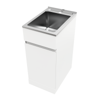 Nugleam™ 35L Soft Close Laundry Unit